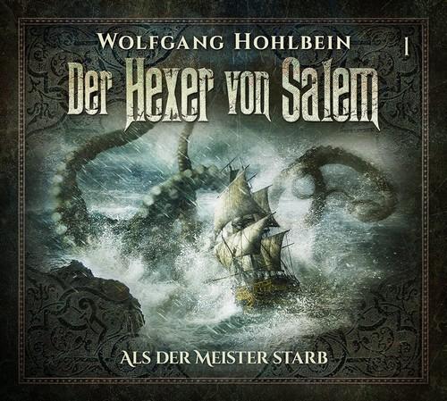 Der Hexer (1) Als der Meister starb - Lindenblatt Records 2019