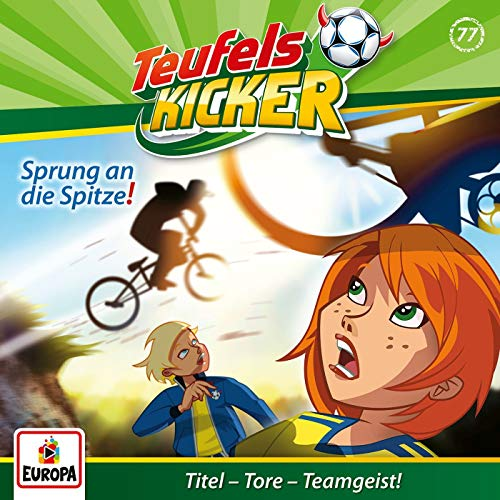 Teufelskicker (77) Sprung an die Spitze! - Europa 2019