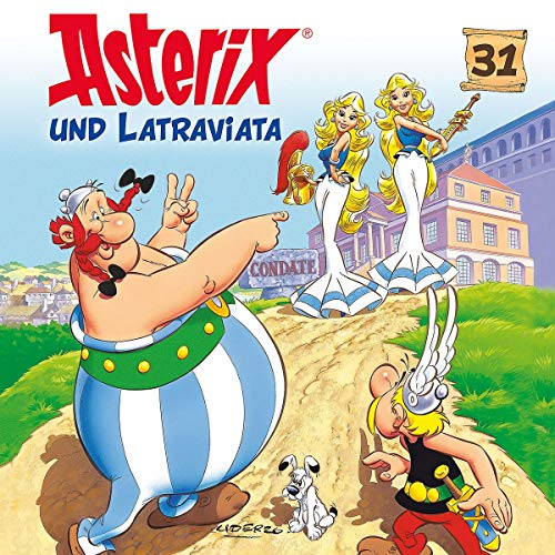 Asterix (31) Asterix und Latraviata - Karussell 2019