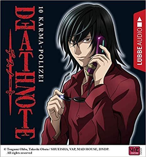 Death Note (10) Karma-Polizei - Lübbe Audio 2019