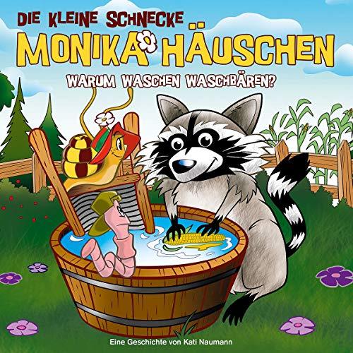 Die kleine Schnecke Monika Häuschen (53) Warum waschen Waschbären? - Karussell 2019