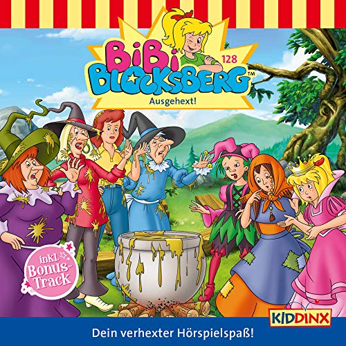 Bibi Blocksberg (128) Ausgehext - Kiddinx 2019
