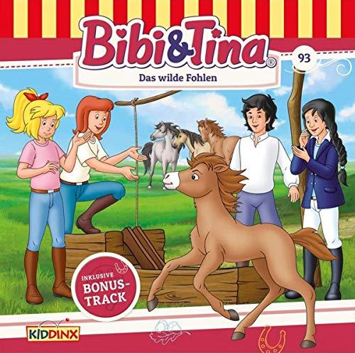 Bibi & Tina (93) Das wilde Fohlen - Kiddinx 2019