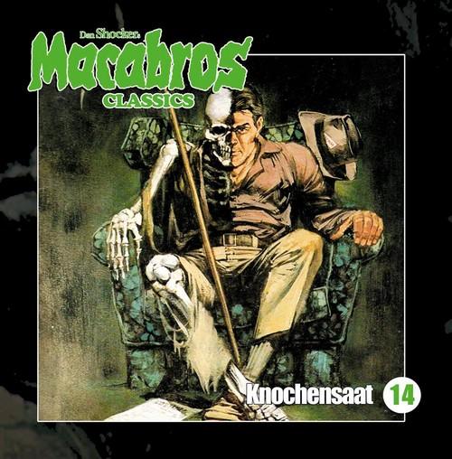 Macabros Classics (14) Knochensaat - Winterzeit 2019