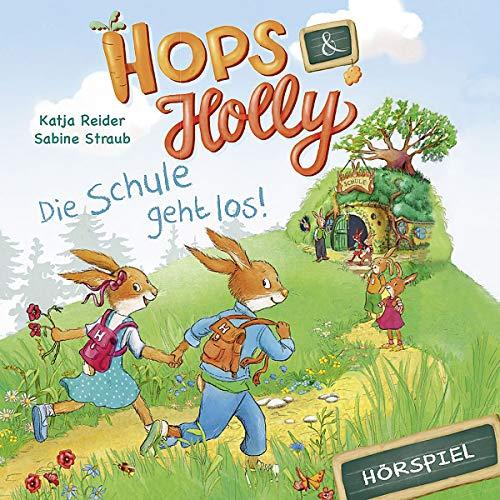 Hops & Holly - Die Schule geht los! - Karussell 2019