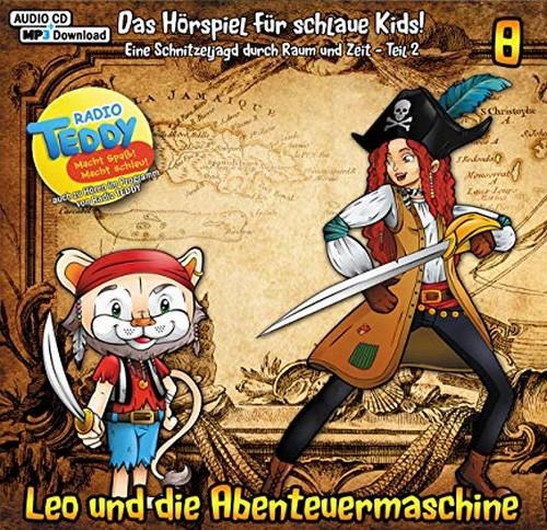 Leo und die Abenteuermaschine (8) Eine Schnitzeljagd durch Raum und Zeit Teil 2 - e. T. Media 2019