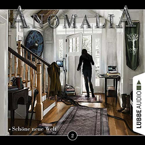 Anomalia (2) Schöne neue Welt - Lübbe Audio