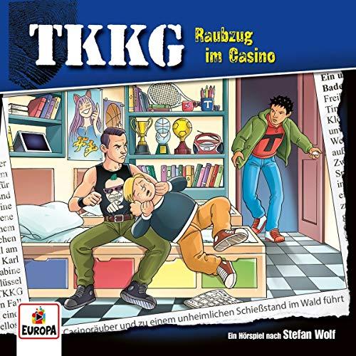 TKKG (210) Raubzug im Casino - Europa 2019