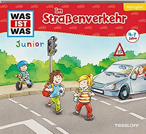 Was Ist Was Junior (29) Straßenverkehr - Tessloff Verlag 2020