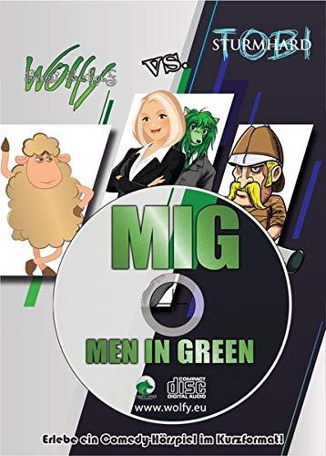 Men in Green (Kim Jens Witzenleitner) Wolfy-Office 2019