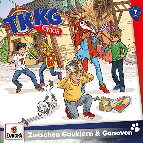 TKKG Junior (7) Zwischen Gauklern und Ganoven - Europa 2019