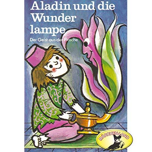 Märchen aus 1001 Nacht () Aladin und die Wunderlampe - Märchenland / Maritim / All Ears 2019