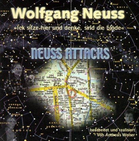 Neuss-Attacks: Ick sitze hier und denke, sind die blöde (Andreas Weiser, Wolfgang Neuss) WDR / SFB / EIG / ORB 1999
