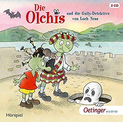 Die Olchis () Die Olchis und die Gully-Detektive von Loch Ness - Oetinger Audio 2019
