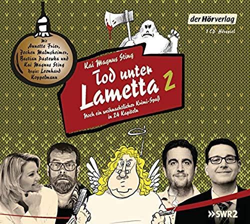Tod unter Lametta 2 ( Kai Magnus Sting) SWR / der hörverlag 2019