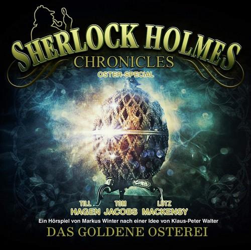 Sherlock Holmes Chronicles (SE) Das goldene Osterei - Winterzeit 2019