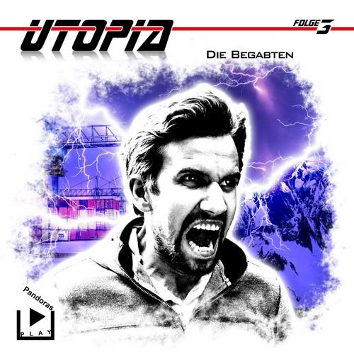 Utopia (3) Die Begabten - Pandoras Play 2019