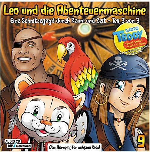 Leo und die Abenteuermaschine (9) Eine Schnitzeljagd durch Raum und Zeit (3/3)  - e.T.Media 2019