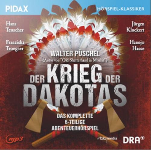 Der Krieg der Dakotas (Walter Püschel) Rundfunk der DDR 19179 / Pidax 2019