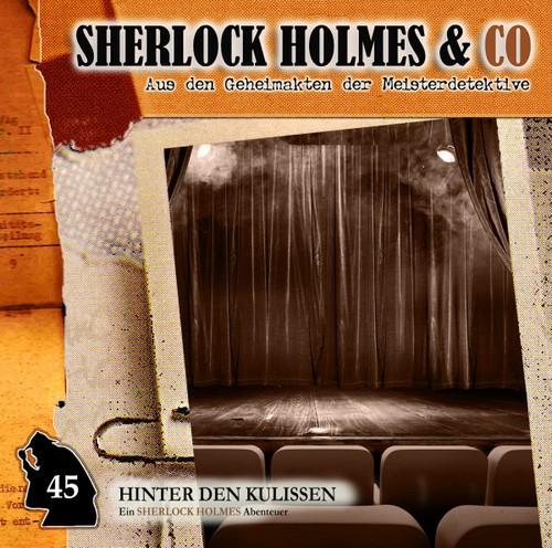Sherlock Holmes und Co (45) Hinter den Kulissen - Romantruhe Audio 2019