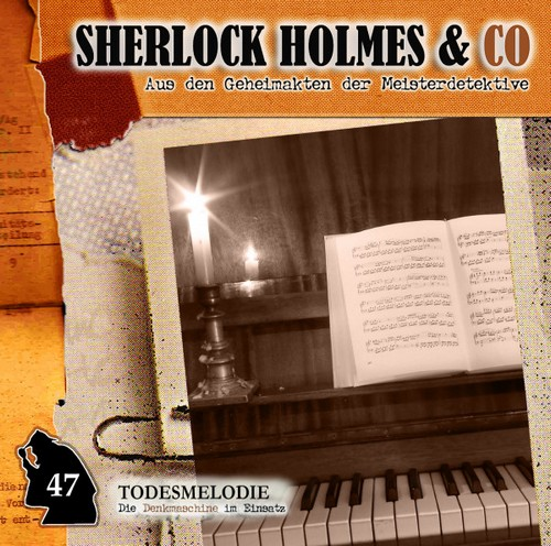 Sherlock Holmes und Co (47) Todesmelodie - Romantruhe Audio 2019