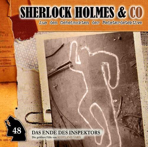 Sherlock Holmes und Co (48) Der Tod des Inspektors  - Romantruhe Audio 2019