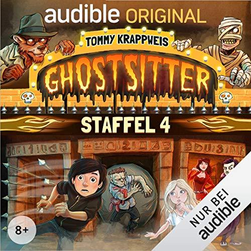 Ghostsitter Staffel 4 (Tommy Krappweis) Audible 2019