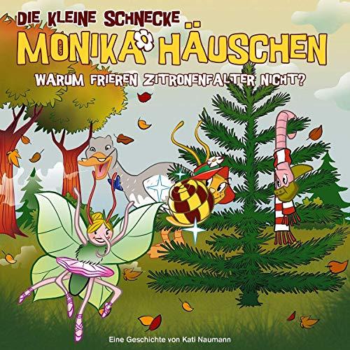 Die kleine Schnecke Monika Häuschen (54) Warum frieren Zitronenfalter nicht? - Karussell 2019