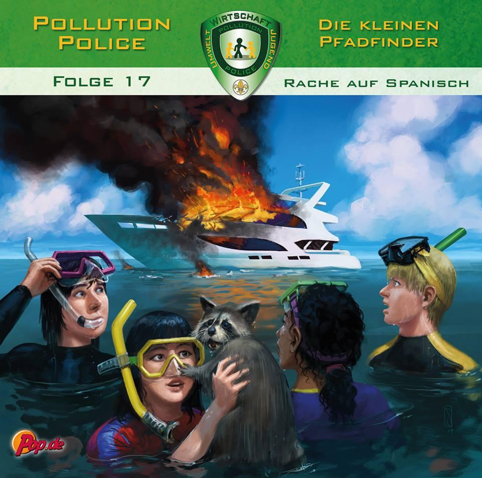Pollution Police (17) Rache auf Spanisch - Pollution Police 2019