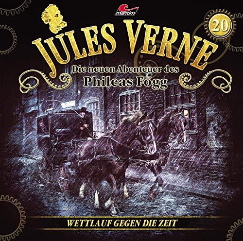 Jules Verne - Die neuen Abenteuer des Phileas Fogg (20) Wettlauf mit der Zeit  - Maritim 2019