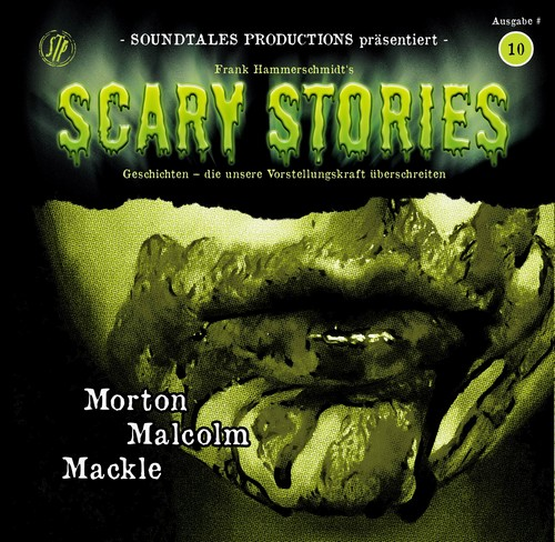 Scary Stories (10) Morton Malcom Mackle - Hörspiel-Werkstatt Bad Hersfeld 2019