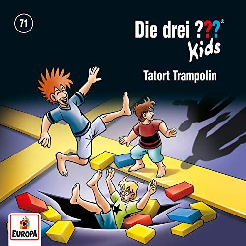 Die drei ??? Kids (71) Tatort Trampolin - Europa 2019