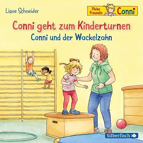 Conni () Conni geht zum Kinderturnen / Conni und der Wackelzahn - Karussell 2019