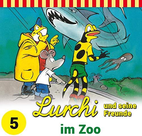Lurchi und seine Freunde (5) im Zoo - Kiddinx 2019