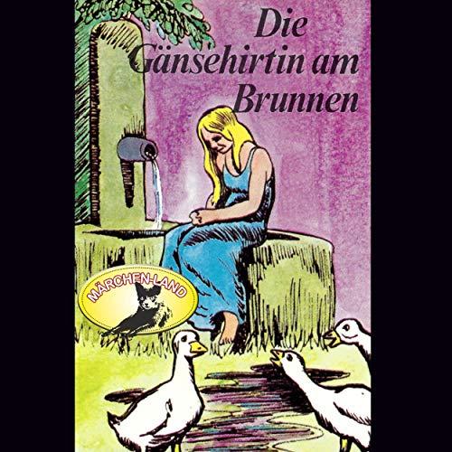 Die Gänsehirtin am Brunnen () Märchenland  / Maritim / All Ears 2019