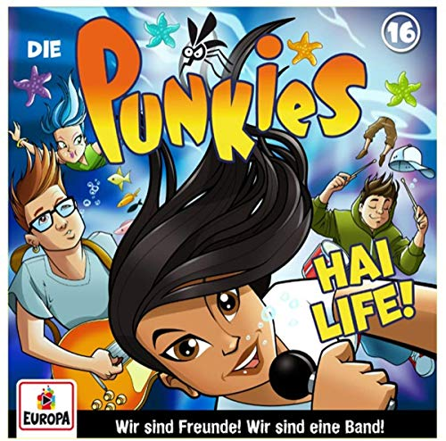 Die Punkies (16) Hai Life! - Europa 2019