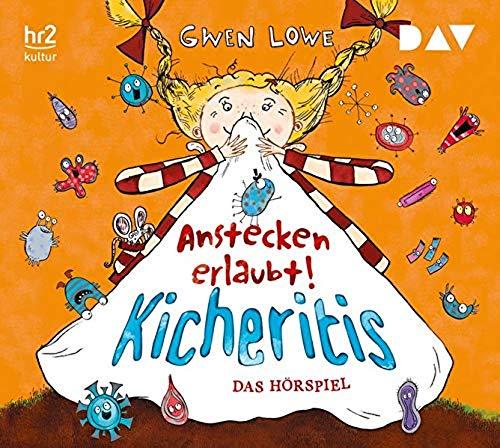 Kicheritis - Anstecken erlaubt (Gwen Lowe) hr - WDR - DAV 2019