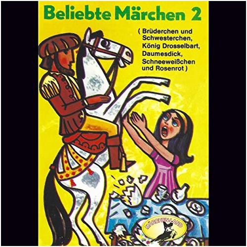 Beliebte Märchen (2) König Drosselbart - Märchenland / Maritim / All Ears 2019