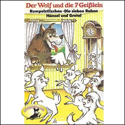 Der Wolf und die sieben Geißlein () Märchenland / Maritim / All Ears 2019