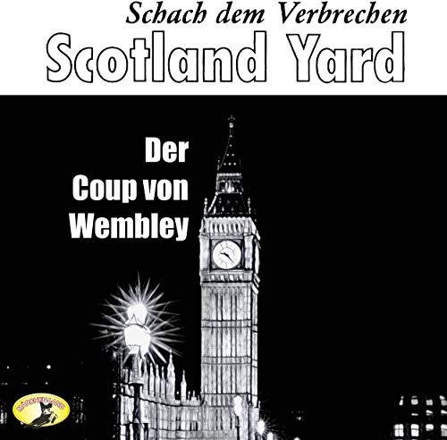Scotland Yard - Schach dem Verbrechen (3) Der Coup von Wembley - Märchenland / Maritim / All Ears 2019