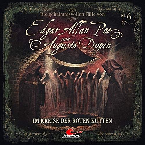 Edgar Allan Poe und Auguste Dupin (6) Im Kreise der roten Kutten - Maritim 2019