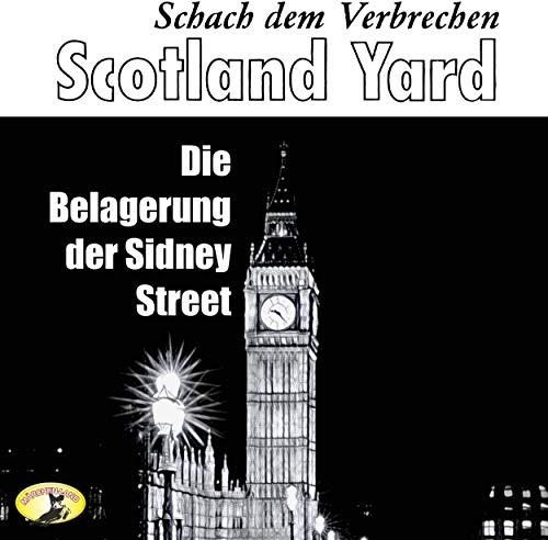 Scotland Yard - Schach dem Verbrechen (4) Die Belagerung der Sydney Street - Märchenland / Maritim / All Ears 2019