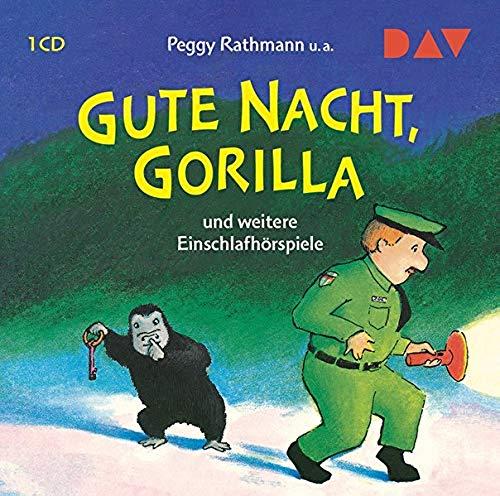 Gute Nacht, Gorilla! (Peggy Rathmann) DAV 2019