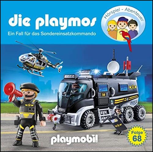 Die Playmos (68) Sondereinsatzkommando - floff 2019
