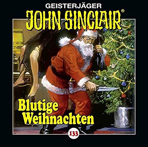 John Sinclair (133) Mörderische Weihnachten - Lübbe Audio 2019