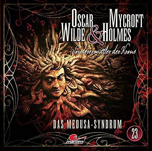 Oscar Wilde und Mycroft Holmes (23) Das Medusa-Syndrom - Maritim 2019