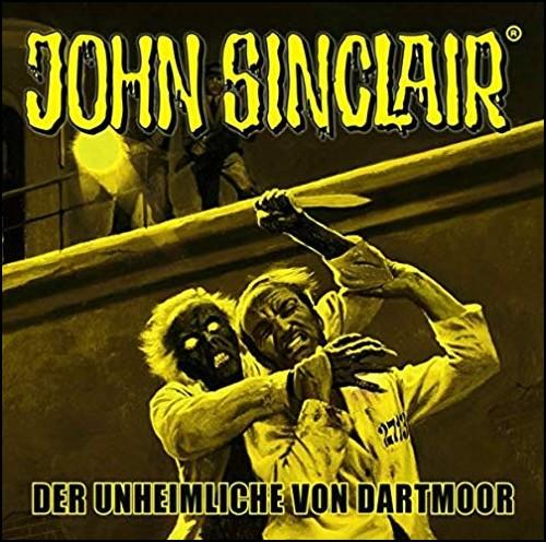John Sinclair (SE 13) Der Unheimliche von Dartmoor - Lübbe Audio 2019