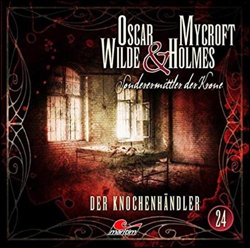 Oscar Wilde und Mycroft Holmes (24) Der Knochenhändler - Maritim 2019