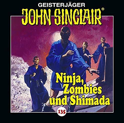 John Sinclair (135) Ninja, Zombies und Shimada - Lübbe Audio 2019