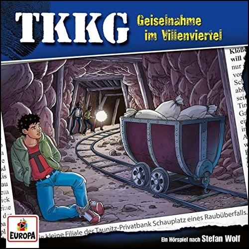 TKKG (211) Geiselnahme im Villenviertel - Europa 2019